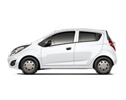 Chevrolet Spark 1.0 (or similar)