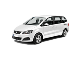 Seat Alhambra (or similar)